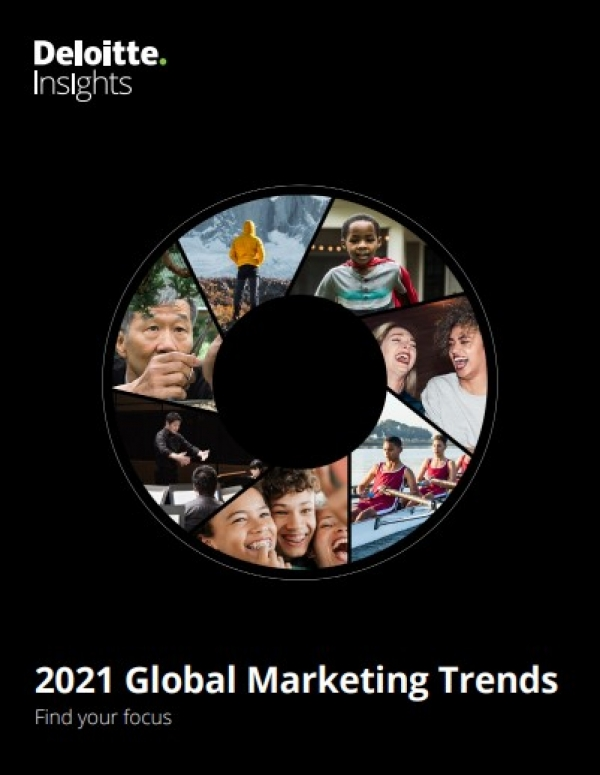 Deloitte Global Marketing Trends 2021
